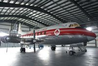 CF-THG - Vickers Viscount 757 at the British Columbia Aviation Museum, Sidney BC - by Ingo Warnecke