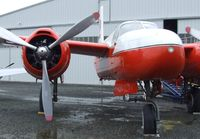 CF-BMS - Douglas A-26B Invader (converted to water bomber for Conair) at the British Columbia Aviation Museum, Sidney BC