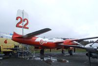 CF-BMS - Douglas A-26B Invader (converted to 'water bomber' for Conair) at the British Columbia Aviation Museum, Sidney BC