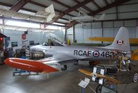 133462 - Canadair CT-133 Silver Star 3 at the British Columbia Aviation Museum, Sidney BC - by Ingo Warnecke