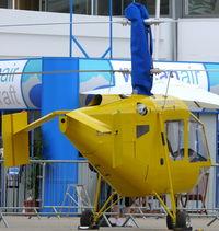 UNKNOWN @ LFPB - Enara Helicopter AN-2 Aeris Naviter prototype