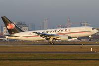 C-FMCJ @ WAW - Cargojet - by Joker767