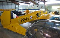 FP846 - Avro 652A Anson II at the British Columbia Aviation Museum, Sidney BC