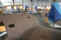 9104 - Bristol Bolingbroke Mk IV T (Blenheim IV) at the British Columbia Aviation Museum, Sidney BC