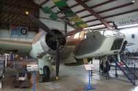 9104 - Bristol Bolingbroke Mk IV T at the British Columbia Aviation Museum, Sidney BC - by Ingo Warnecke