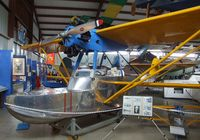 CF-ASY - Eastman E-2 Sea Rover (with parts of CF-ASW, c/n: 16) at the British Columbia Aviation Museum, Sidney BC - by Ingo Warnecke