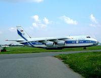 RA-82074 @ LKPR - Antonov An-124-100 Ruslan [9773051459142] (Volga Dnepr Airlines) Prague-Ruzyne~OK 07/05/2002