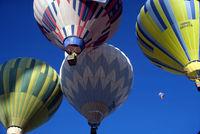 N100PT @ ABQ - Cracker Jack at Albuquerque International Balloon Fiesta 1979 - by G. Taggart