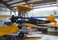 CF-AOD - Fleet 2 on floats at the British Columbia Aviation Museum, Sidney BC
