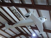 C-GTDV - Rutan (F. Benton) Quickie at the British Columbia Aviation Museum, Sidney BC - by Ingo Warnecke