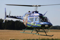 3C-OK @ LOAB - Bell OH-58B - by Loetsch Andreas
