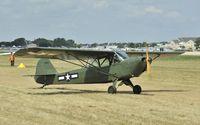 N48389 @ KOSH - Airventure 2012