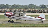 N2137D @ KOSH - Airventure 2012