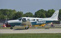 N4182Q @ KOSH - Airventure 2012