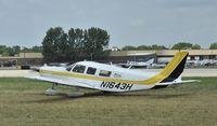 N1643H @ KOSH - Airventure 2012