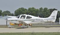 N693C @ KOSH - Airventure 2012