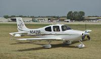 N542SR @ KOSH - Airventure 2012