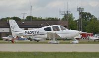 N626TR @ KOSH - Airventure 2012