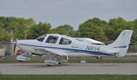 N814 @ KOSH - Airventure 2012