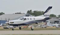 N1024S @ KOSH - Airventure 2012