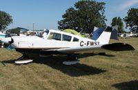 CF-WST @ KOSH - Piper PA-28-180 - by Mark Pasqualino