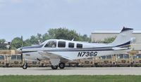 N736G @ KOSH - Airventure 2012