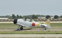 N9820C @ KOSH - Airventure 2012
