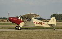 N3505M @ KOSH - Airventure 2012