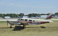 N4367D @ KOSH - Airventure 2012