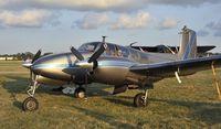N536D @ KOSH - Airventure 2012