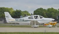N614CD @ KOSH - Airventure 2012