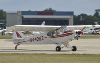 N4496Z @ KOSH - Airventure 2012
