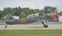 N524JS @ KOSH - Airventure 2012