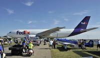 N665FE @ KOSH - Airventure 2012