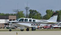 N3136X @ KOSH - Airventure 2012