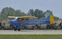 N27499 @ KOSH - Airventure 2012