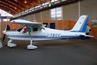 I-TECC @ EDNY - Tecnam P.92 Echo [044] Friedrichshafen~D 21/04/2005