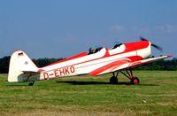 D-EHKO @ EBDT - Klemm Kl.35D [1854] Schaffen-Diest~OO 17/08/2002 - by Ray Barber