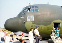 83-0491 @ SWF - 83-0491 (City of Albany), 1983 Lockheed LC-130H Hercules of New York Air National Guard's 109th Airlift Wing, 1989 Stewart International Airport Air Show, Newburgh, NY - by scotch-canadian