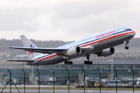 N342AN @ LSZH - American Airlines - by Martin Nimmervoll