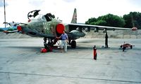 1007 @ LZMC - Sukhoi Su-25K Frogfoot [25508110007] (Slovak AF) Malacky~OM 21/06/1996 - by Ray Barber