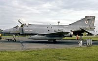 XV442 @ EGXC - after washing, XV442 will be towed to the flightline