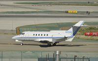 N910KS @ KLAX - Taxiing for departure