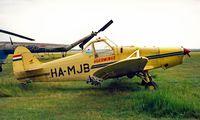 HA-MJB @ LHDV - Piper PA-25-235 Pawnee [25-2403] (Agrowings) Dunaujvaros~HA 22/06/1996.