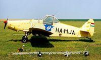 HA-MJA @ LHSK - Piper PA-25-235 Pawnee [25-2908] Siofok~HA 22/06/1996
