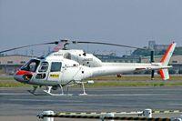 JA6630 @ RJNA - Aerospatiale AS.355F2 Ecureuil II [5447] (Nakanihon Air Service) Nagoya-Komaki~JA 04/11/2005