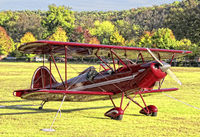 UNKNOWN @ 3M0 - Hatz Biplane visits Arkansas and Gaston's White River Resort. - by Jim Gaston