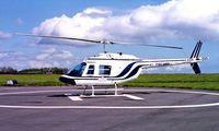 EI-PMI @ EIDW - Agusta-Bell 206B-3 Jet Ranger III [8614] Dublin~EI 15/05/1997