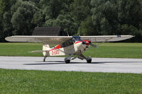 D-EATS @ LOGO - Piper PA18 - by Loetsch Andreas