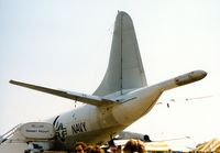 161414 @ SWF - Lockheed P-3C, 161414, at the 1989 Stewart International Airport Air Show, Newburgh, NY - by scotch-canadian